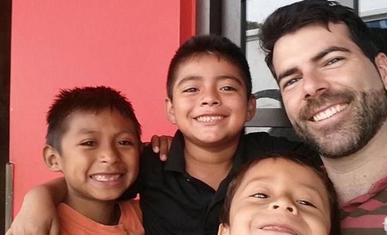 Mario Cuevas.   Source: NGO Voluntariado