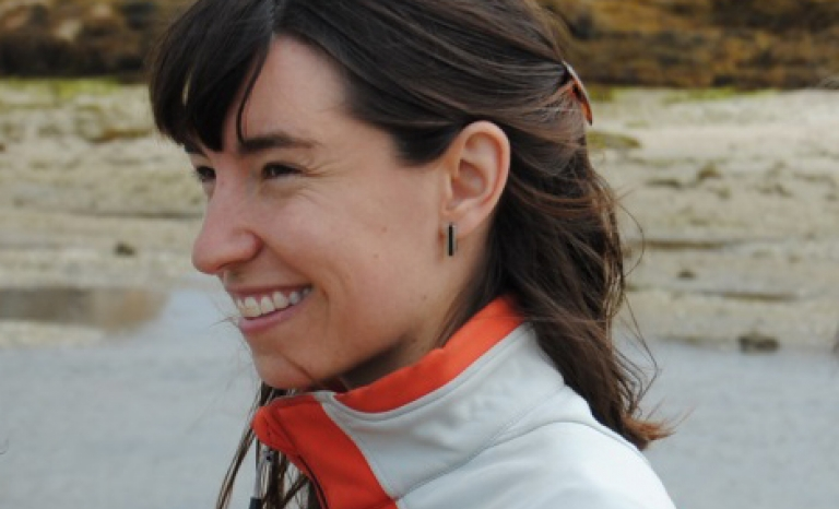 Marta cavallé is an expert in marine biology