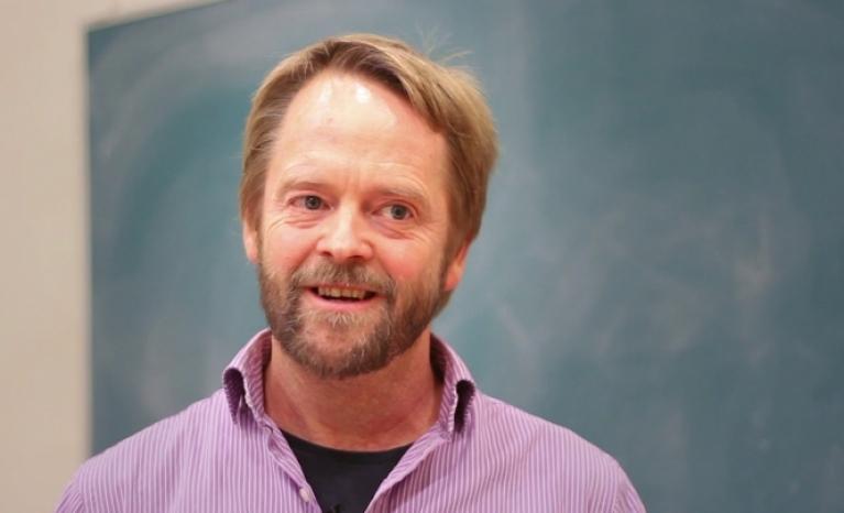 Kristian Herbolzheimer, director de l'ICIP.