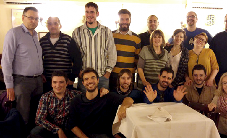 Members of the Softcalà team