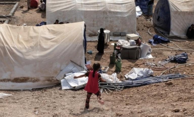 Catalan NGO next to Mosul. Source: Europa Press.