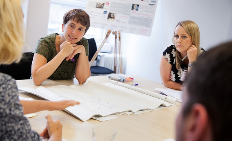 New Philanthropy Capital provides consultancy advice to charities looking to improve their work / Photograph: NPC