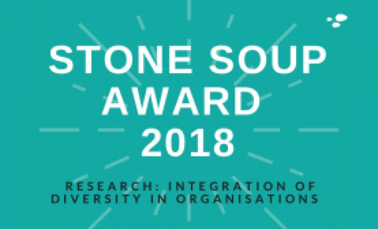 Stone Soup Award poster