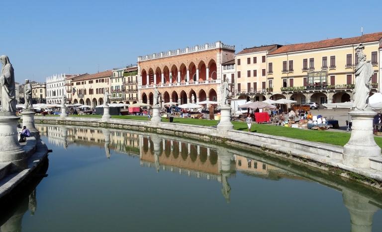Padova hosts the European Volunteering Capital 2020.
