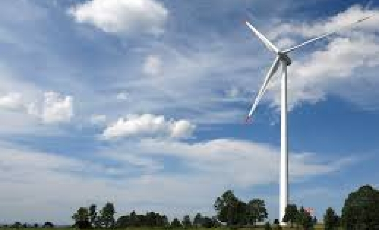 Wind energy, a renewable source of energy with several advantages for society. Photo: Pixabay
