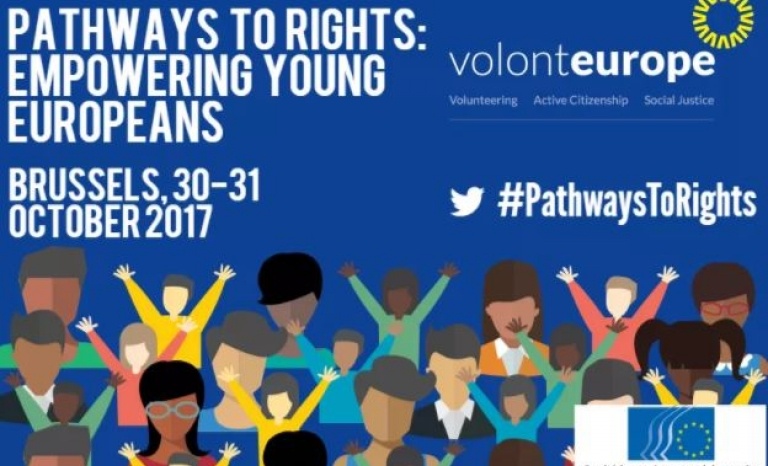Pathways to Rights: Empowering Young Europeans.