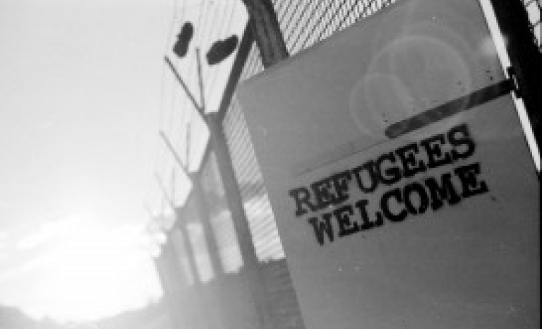 Refugees can study from the camps