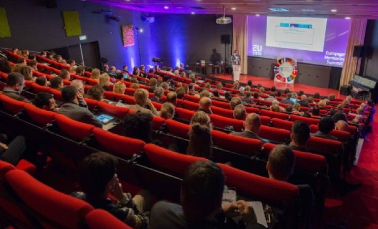 European Center for Evidence-Based Mentoring launching / Photograph: Mentorprogramma Friesland