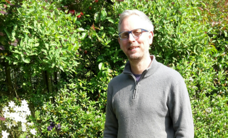 Richard Wainwright, Fern communications manager