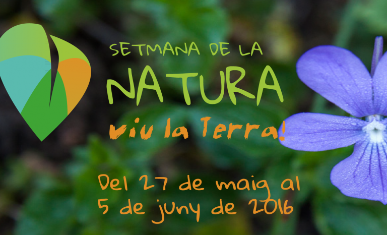 Nature Week in Catalonia: Setmana de la Natura