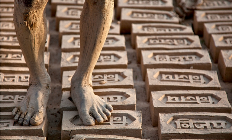Human trafficking, bonded labour and forced domestic work are few examples of modern slavery. Photo: 50 For Freedom