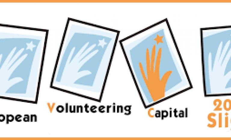 Sligo, European Volunteering Capital 2017 / Image: CEV