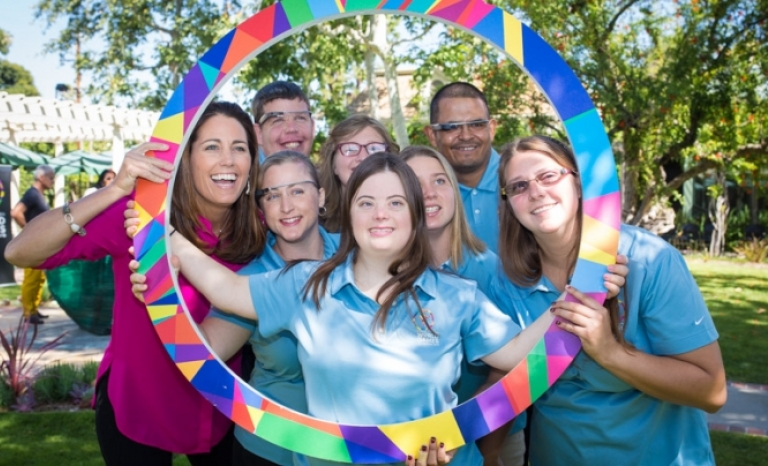 Special Olympics is a great movement for people with intellectual disabilities