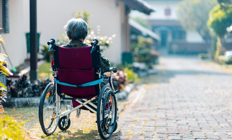 Persons with disabilities are even more vulnerable.