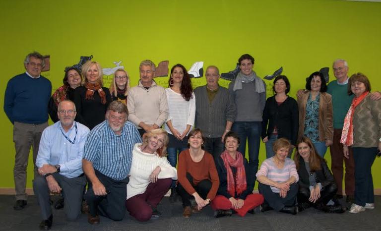 Project participants in the capacity-building seminar / Photograph: NEET U