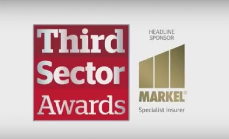 Third Sector Awards Logo. Photo: TSA