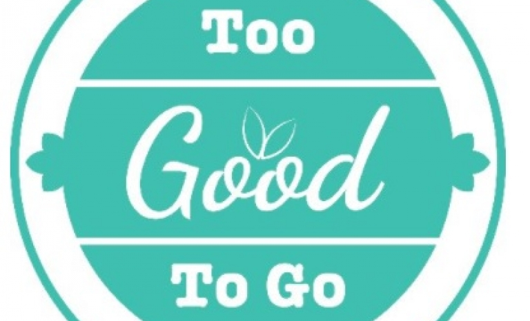 Too Good To Go's Logo. Photo: Too Good to Go