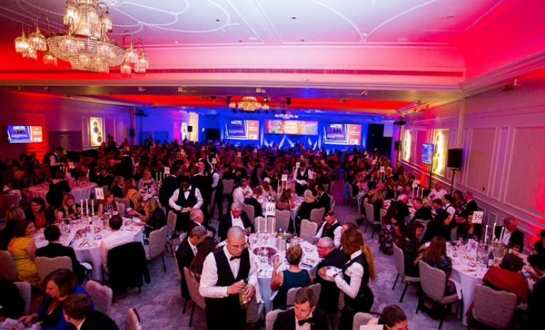 The event took place at the Marriott Hotel Grosvenor Square. Photo: TSA