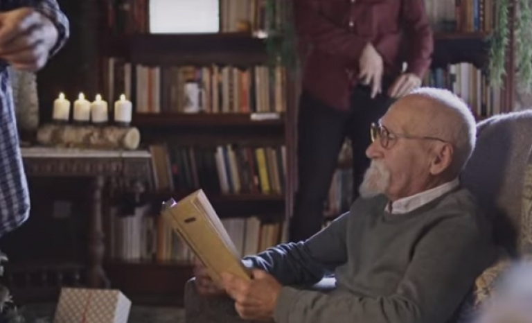 Campaign video. Photo: Arrels Foundation