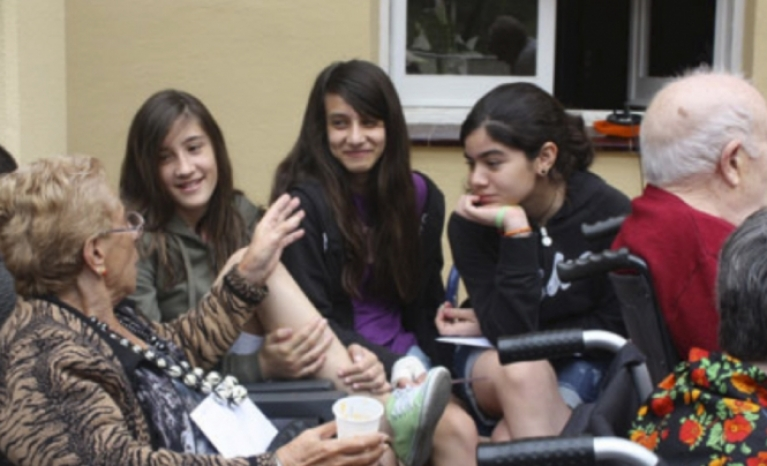 Young people all over the world have had an active role during the pandemic.