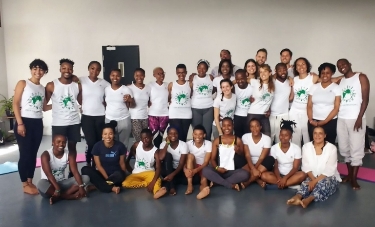 Yoga Teacher Training in South Africa.