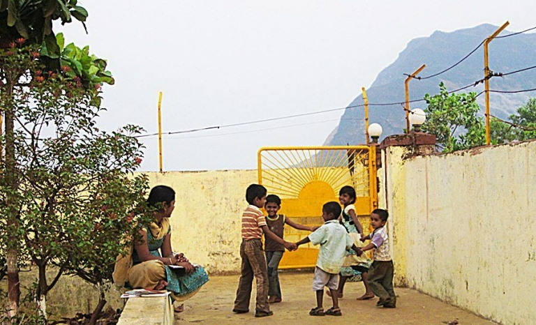 india, asha kiran, vulnerable children, pune