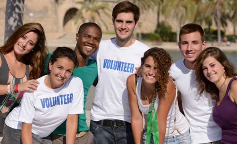 Volunteering is a key component of social inclusion and integration of disadvantaged young people.